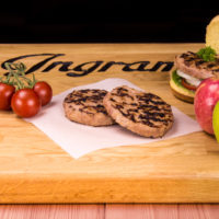 Pork & Apple Burgers 3